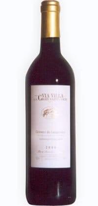 Via Villa Rouge Languedoc Wein aus Frankreich Die Bodega online