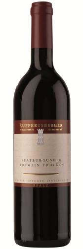 Ruppertsberger Spätburgunder Rotwein trocken Linsenbusch Pfalz