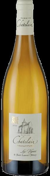 Chatelain Pouilly Fumé Les Vignes Blanc AOC Loire 2018 Frankreich