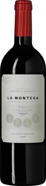 Palacios Remondo La Montesa Crianza Rioja Spanien