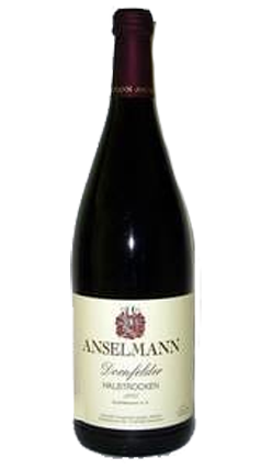 Anselmann Dornfelder halbtrocken 2019 Pfalz Liter