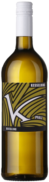 Kesselring Lukas Riesling trocken Bio Vegan Pfalz 1,0 l