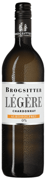 Brogsitter Legere Chardonnay alkoholfrei Ahr