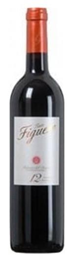 Figuero 12 Crianza Tinto Ribera del Duero Wein Spanien Die Bodeg