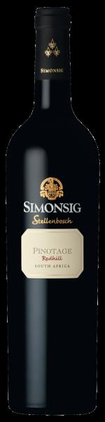 Simonsig Pinotage Reserve Rotwein Redhill Südafrika