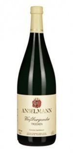 Anselmann Weißburgunder trocken Liter 2017 Pfalz
