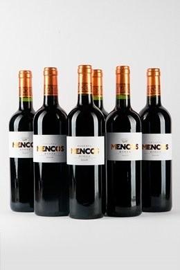 Mencos Rioja Tintos Weinpaket 6er Angebot Spanien
