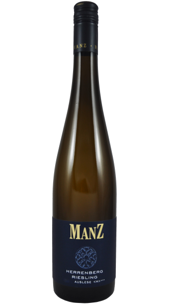 Manz Auslese M Riesling Weißwein süß Rheinhessen