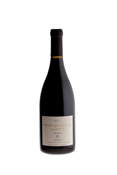 Seis Quintas Reserva Tinto Douro Wein Portugal