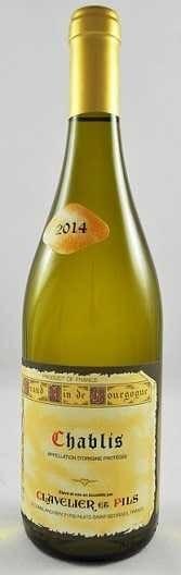 Clavelier et Fils Chablis Blanc Burgund Frankreich