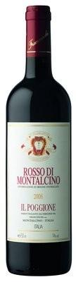 Rosso di Montalcino IL Poggione DOC Rotwein Italien