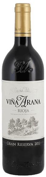 La Rioja Alta Vina Arana Gran Reserva Rioja Spanien