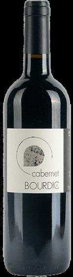 Bourdic Cabernet Sauvignon Rouge Wein Frankreich