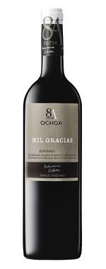 Mil Gracias Crianza Tinto Ochoa Wein Navarra Spanien Die Bodega