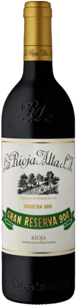 La Rioja Alta Gran Reserva 904 Rioja Spanien