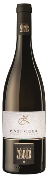 Peter Zemmer Pinot Grigio DOC Wein aus Südtirol Italien