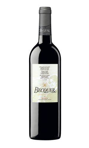 Becquer Ecologico Crianza Tinto Escudero Rioja 2012 Spanien Bio