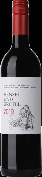 Schneider Hensel und Gretel Rotwein Cuvee trocken Pfalz