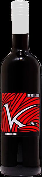 Lukas Kesselring Dornfelder lieblich Pfalz Bio Vegan 1,0 l