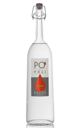 Grappa Secca Po Di Poli Distillerie Jacopo Poli Venetien