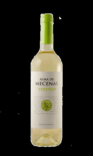 Alma de Mecenas Verdejo Blanco VdT Spanien