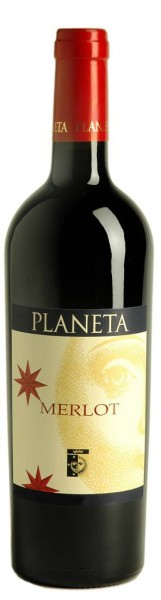 Weingut Planeta Merlot Rotwein Sito dell Ulmo Rosso IGT Sicilia
