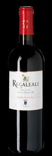 Regaleali Rosso Nero d'Avola Rosso Sicilia Tasca d'Almerita Italien