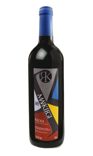 Markiegi Tinto Joven Rioja Rotwein Spanien
