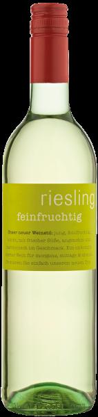 Ruppertsberger Riesling feinfruchtig QbA aus der Pfalz