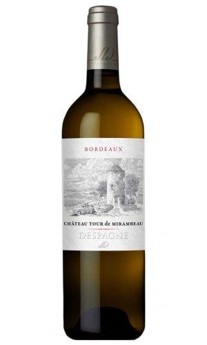 Mirambeau Reserve Blanc Bordeaux Wein aus Frankreich Die Bodega
