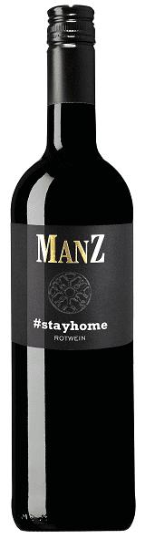 Manz Stay Home Rotwein Cuvee trocken Rheinhessen
