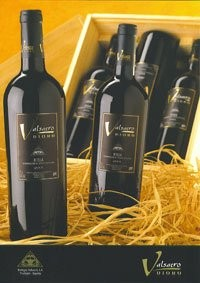 Valsacro Dioro Rioja Tinto Escudero Wein aus Spanien Die Bodega
