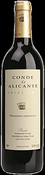 Conde de Alicante Monastrell Semidulce Tinto Spanien