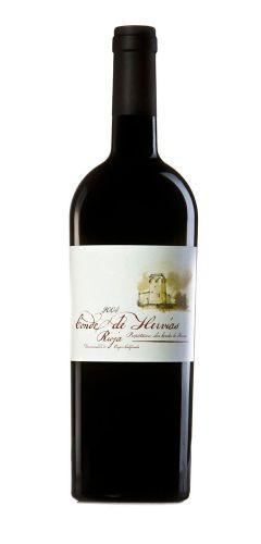 Conde de Hervias Inigo Manso Rioja Tinto Spanien
