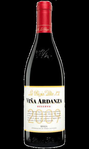 La Rioja Alta Vina Ardanza Reserva Rioja Spanien