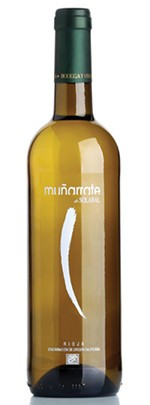Munarrate de Solabal Rioja Blanco Viura Wein aus Spanien Die Bod