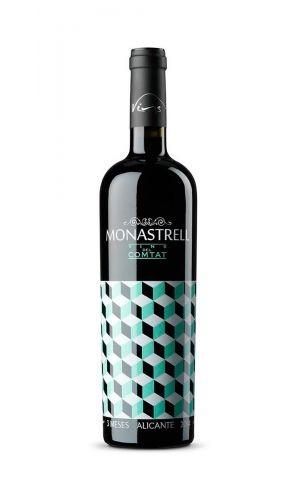 Vins del Comtat Wein Monastrell Tinto Alicante Spanien