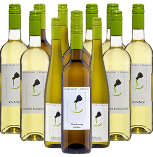 Daniel Anker Probierpaket Weißwein Mosel 12er Angebot