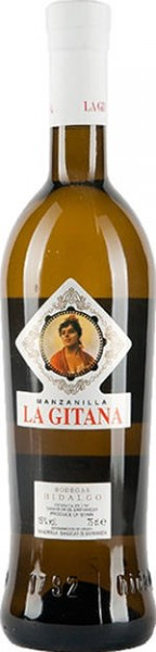 Hidalgo Manzanilla Sherry trocken Jerez Spanien