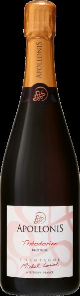 Champagner Michel Loriot Rosé Brut Champagne Frankreich