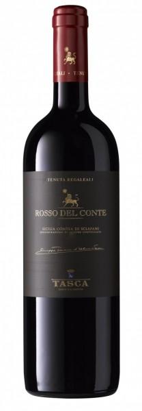 Tasca d'Almerita Rosso del Conte Sicilia DOC 2012 Italien