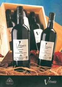 Valsacro Rioja Tinto Escudero Wein aus Spanien Shop Die Bodega