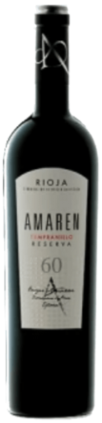 Amaren Tempranillo Reserva Tinto Rioja Spanien