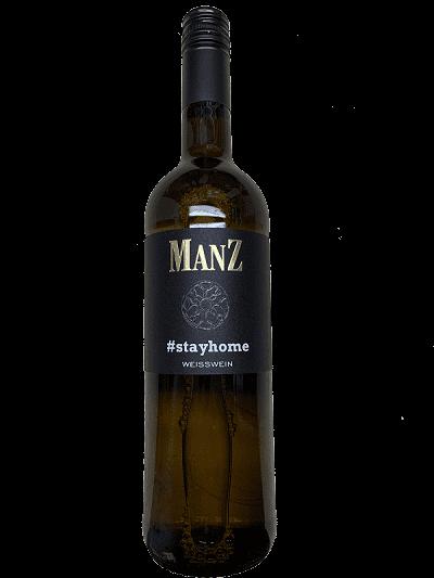 Manz Stay Home Weißwein Cuvee trocken Rheinhessen