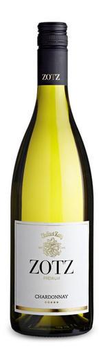 Julius Zotz Chardonnay 500 trocken QbA Baden