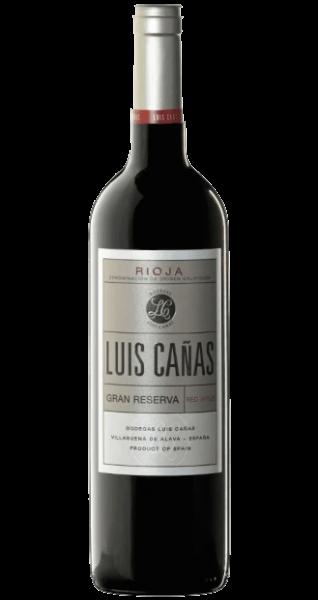 Luis Cañas Gran Reserva Tinto Rioja Spanien