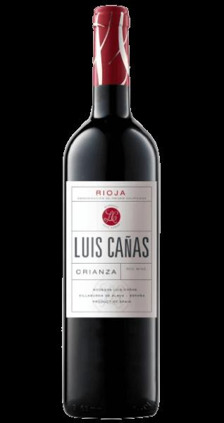 Luis Cañas Crianza Tinto Rioja Spanien