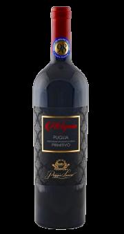 Poggio Lauro Alchymia Primitivo Rosso IGP Puglia Italien