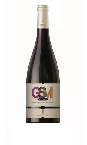 Castano GSM Tinto Rotwein Cuvee Yecla Spanien