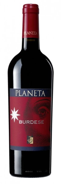 Weingut Planeta Burdese Rotwein Rosso Sicilia IGT Italien
